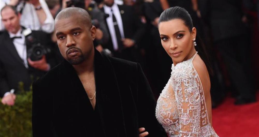 Kanye West i Kim Kardashian anuncien el seu divorci / Europa Press