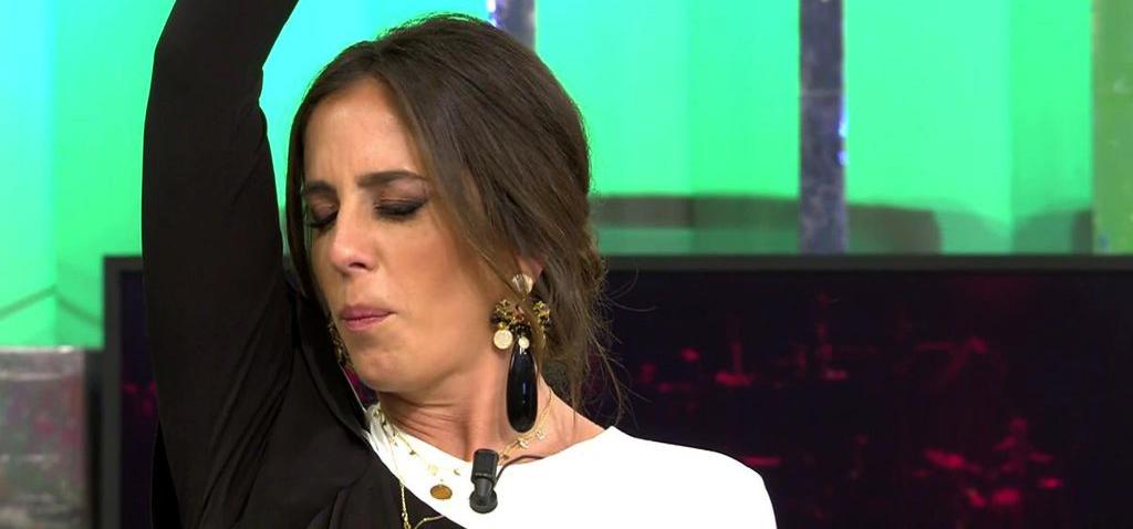 Anabel Pantoja prova sort en el món de la música / Telecinco