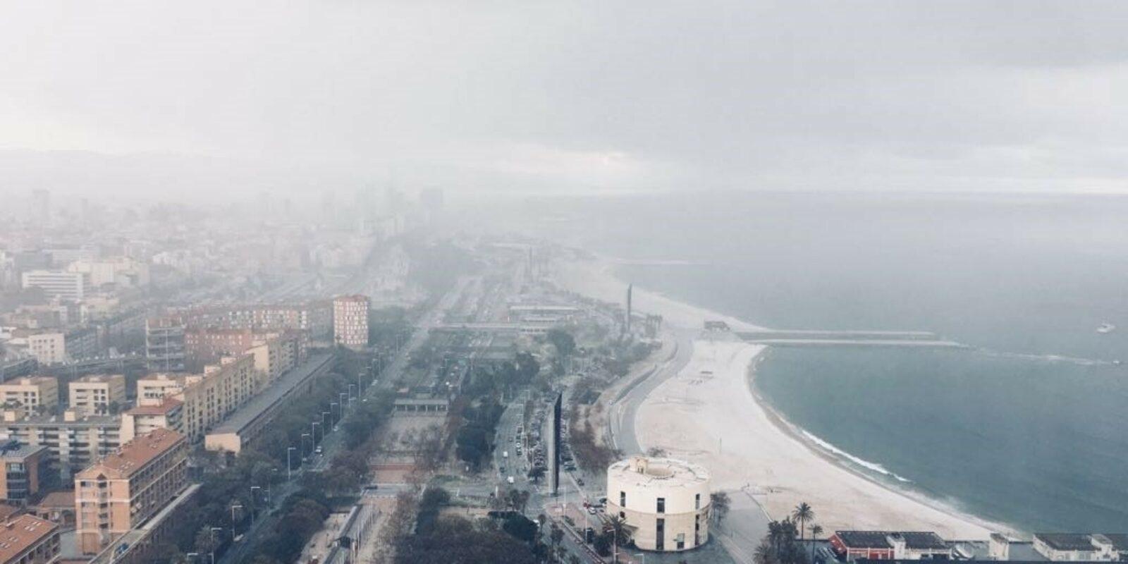 Les probabilitats de veure neu aquests dies a Barcelona són baixes / Europa Press