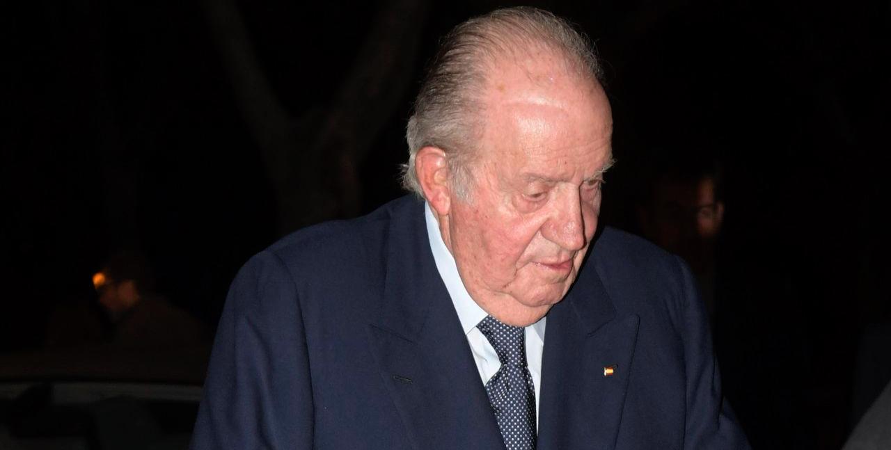 Joan Carles en una de les seves últimes aparicions en públic / Europa Press