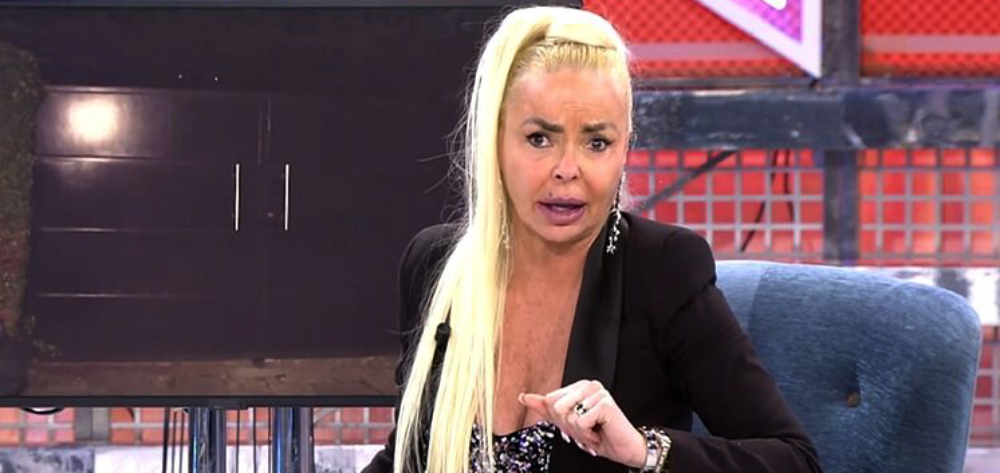 Leticia Sabater al 'Deluxe' per parlar de la festa il·legal a casa seva / Telecinco
