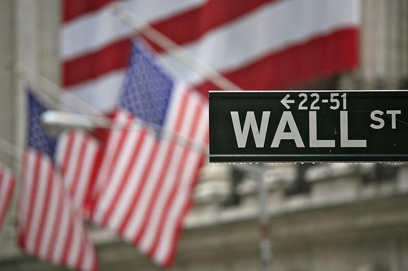 Wall Street, a Nova York, el centre financer dels Estats Units | WIKIMEDIA COMMONS
