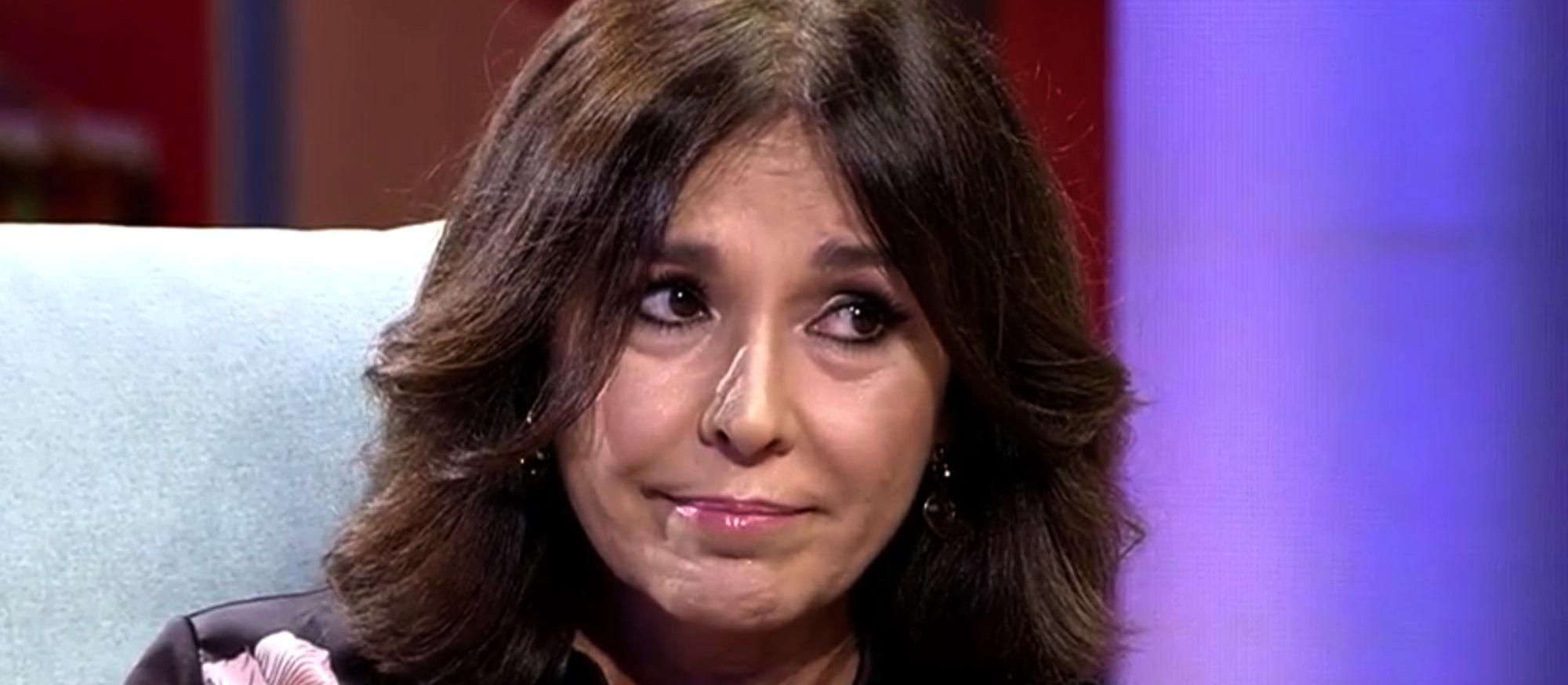 Isabel Gemio, preocupada a 'Viva la vida' / Telecinco