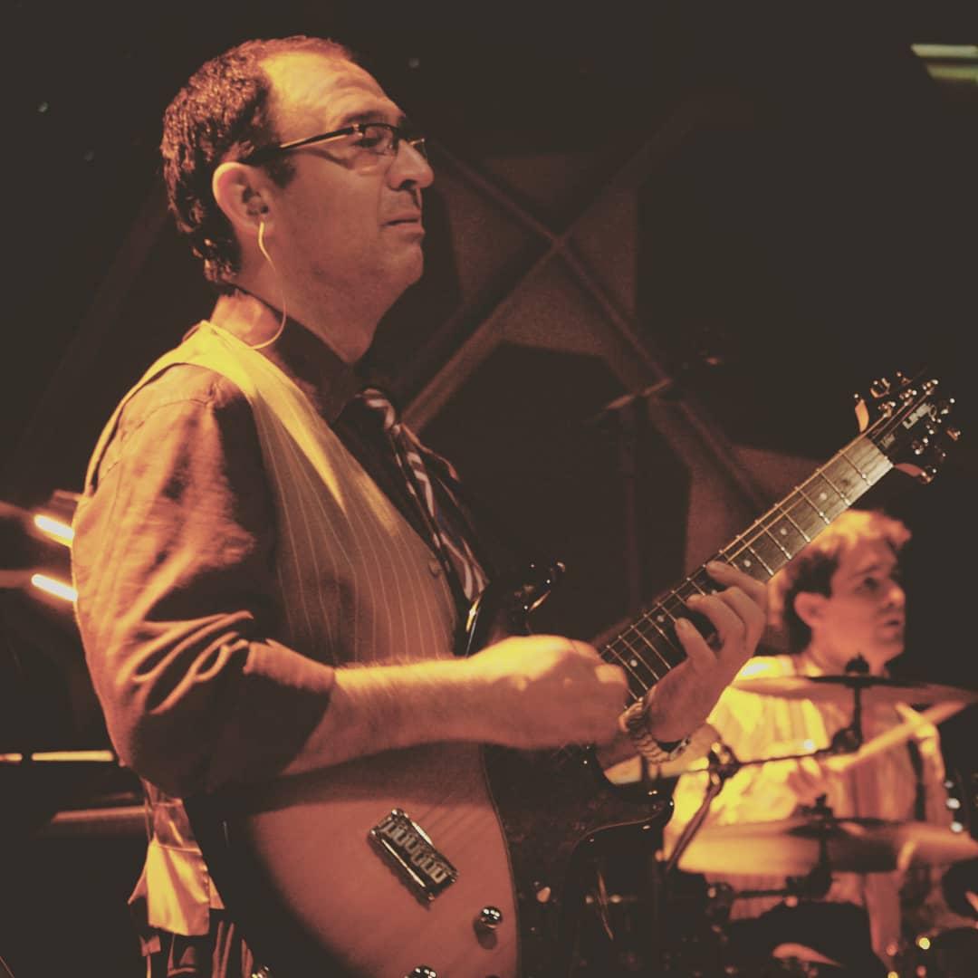 El músic Joan Eloi Vila en una fotografia d'arxiu | El Terrat