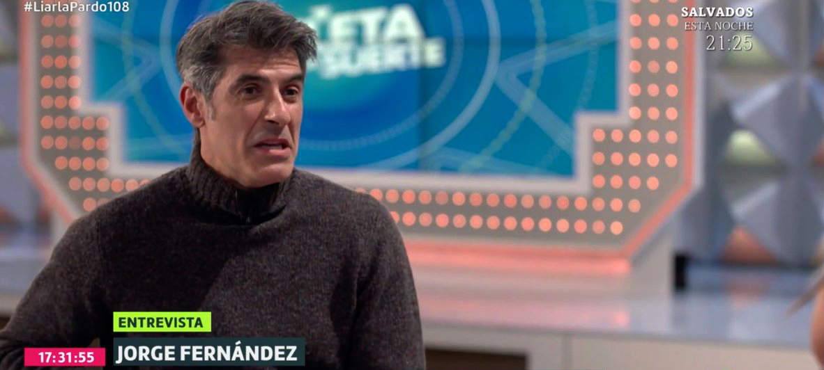 Jorge Fernández de 'La ruleta', entrevistat a 'Liarla Pardo' - La Sexta