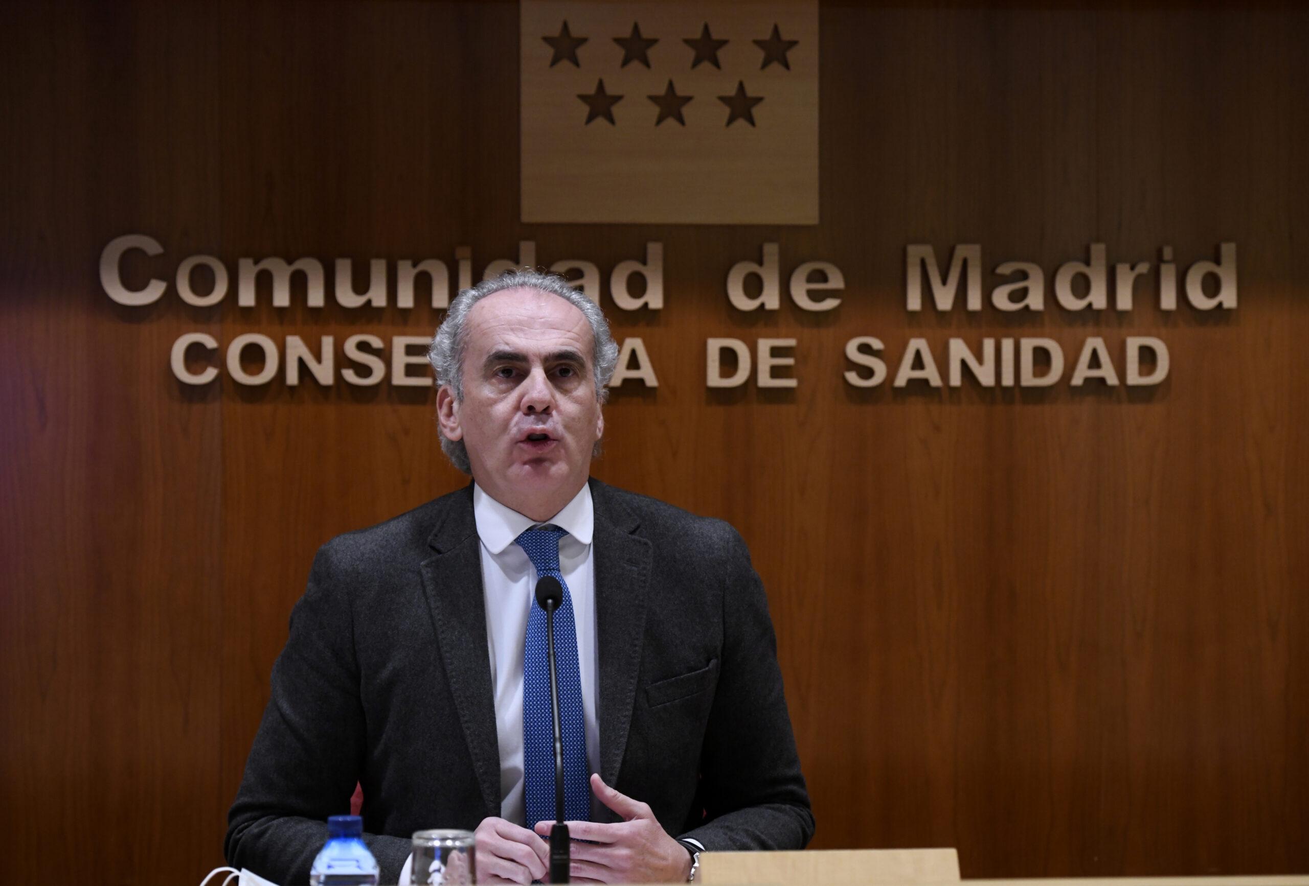 Enrique Ruiz Escudero | Europa Press