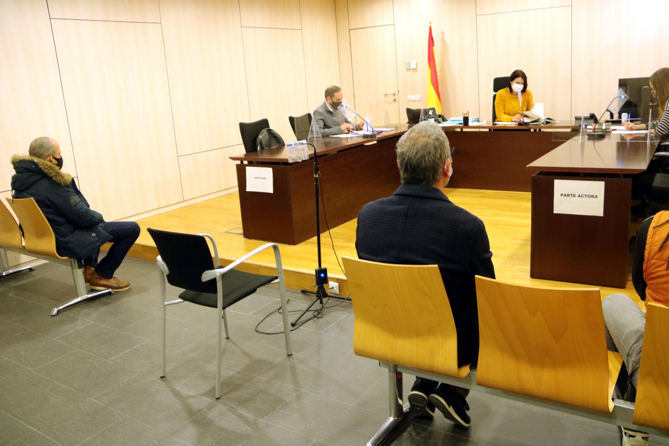 El judici celebrat a Manresa | ACN