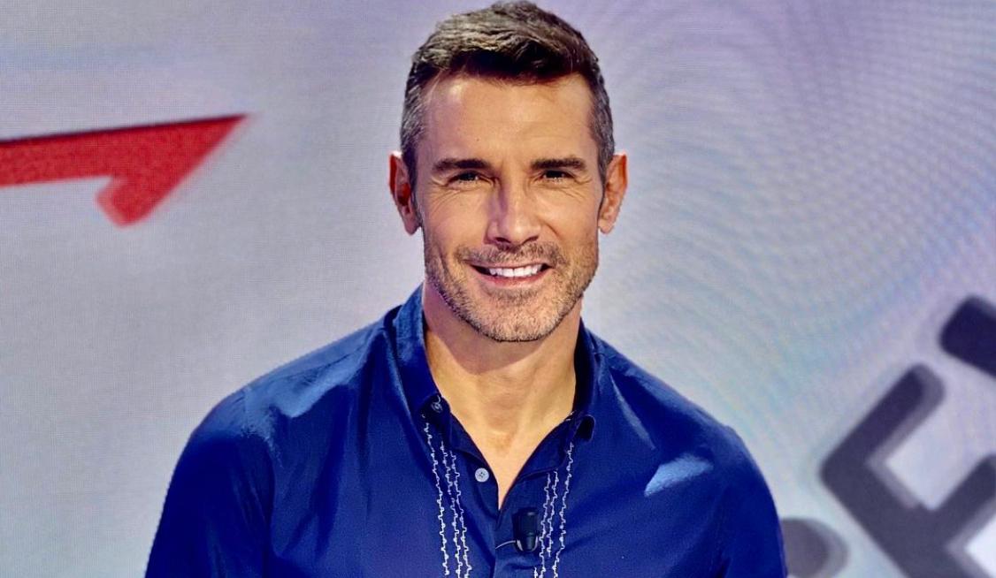 Jesús Vázquez a 'MYHYV' / Instagram