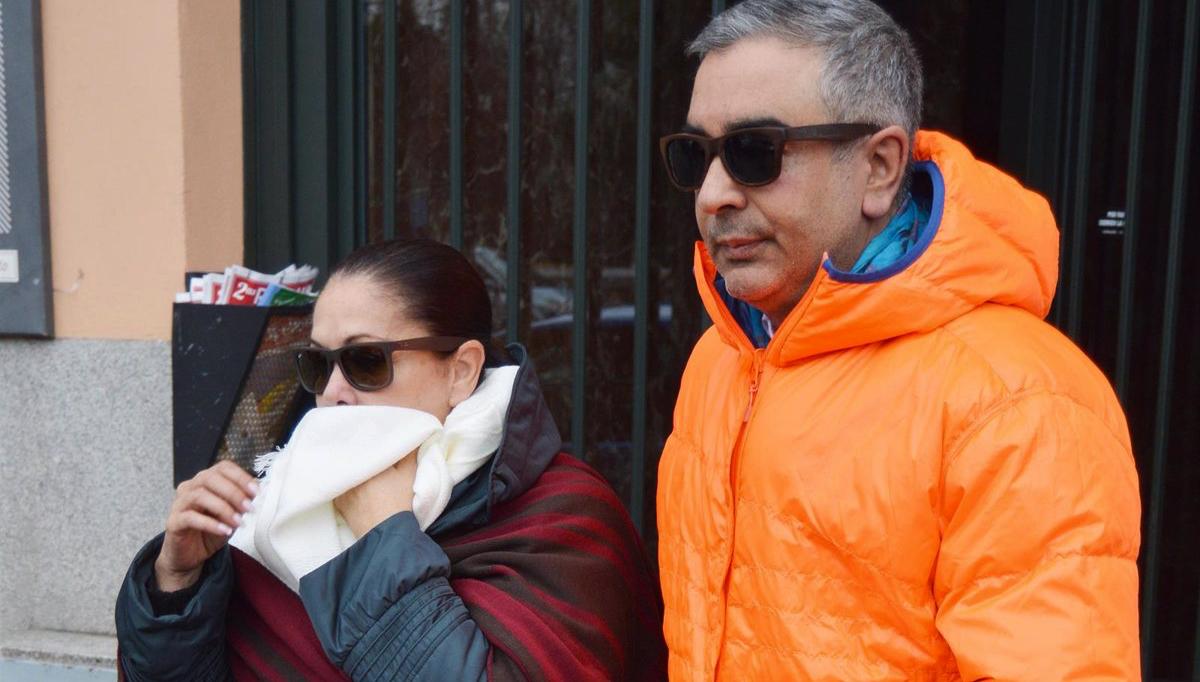 Isabel i Agustín Pantoja / Europa Press