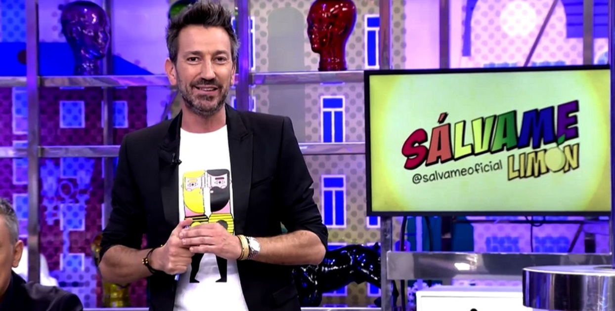 David Valldeperas, el director de 'Sálvame' / Telecinco