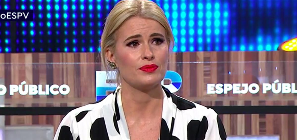 Adriana Abenia a 'Espejo Público' / Antena 3