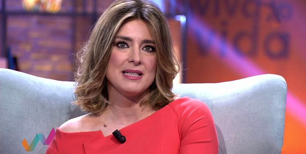 Sandra Barneda, entrevistada a 'Viva la vida' / Telecinco