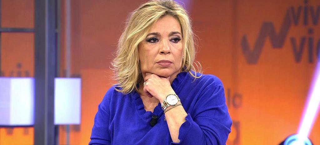 Carmen Borrego, criticada a 'Viva la vida' / Telecinco