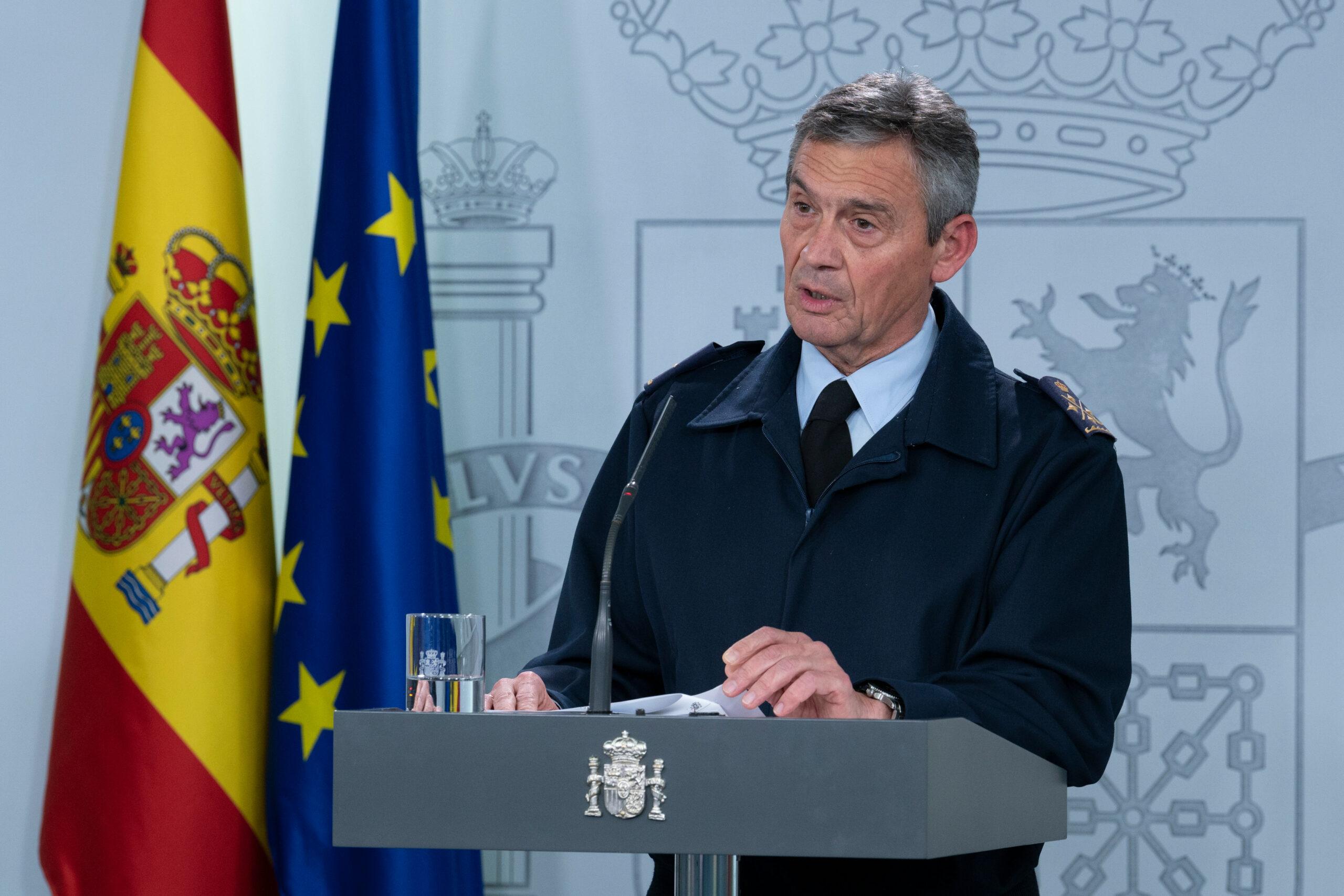 L'excap de l'estat major JEMAD, Miguel Ángel Villarroya | ACN