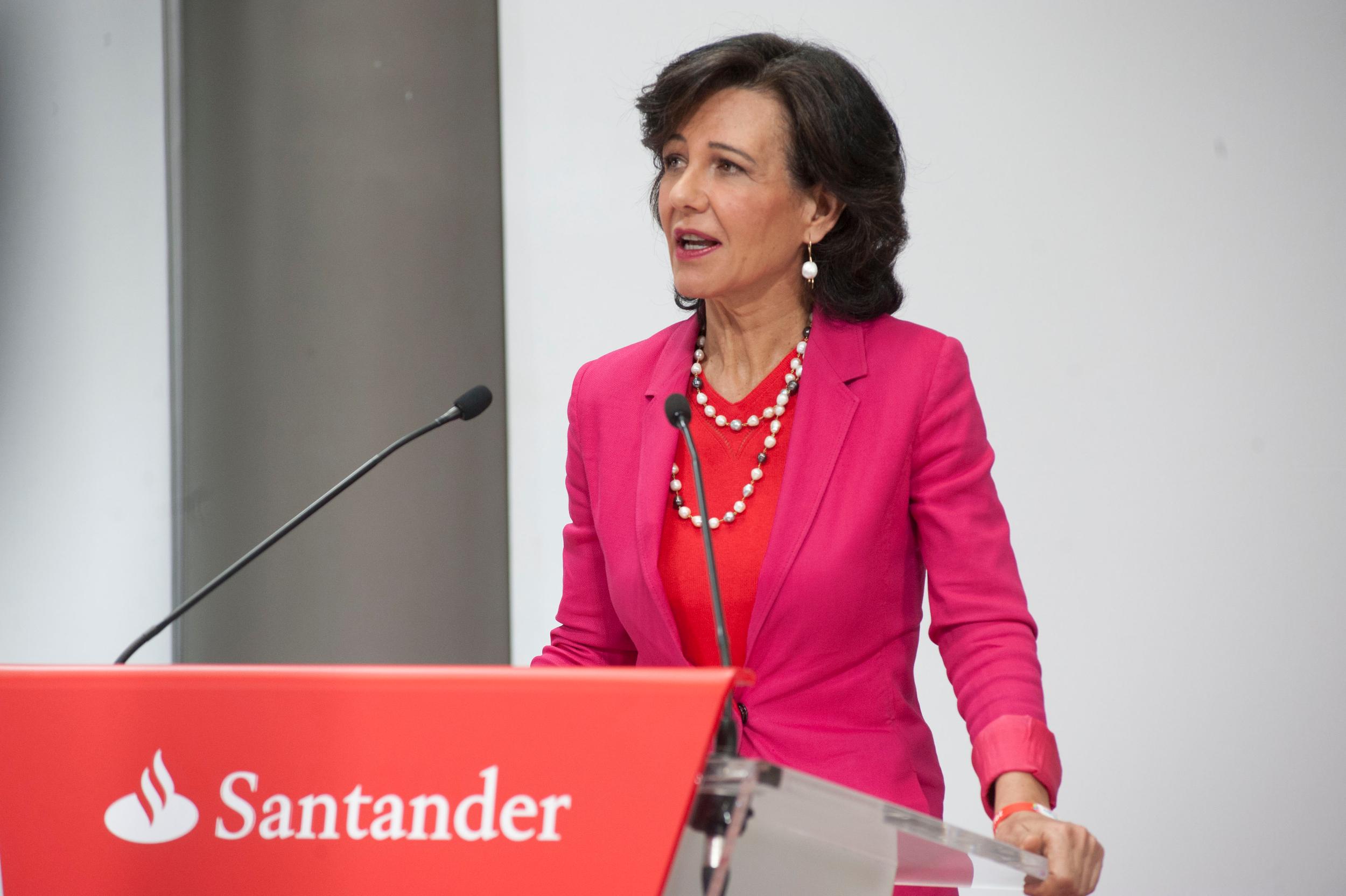 Ana Patricia Botín | Banc Santander