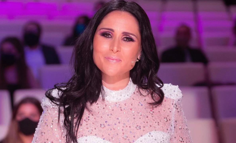 Rosa López a televisió / Instagram