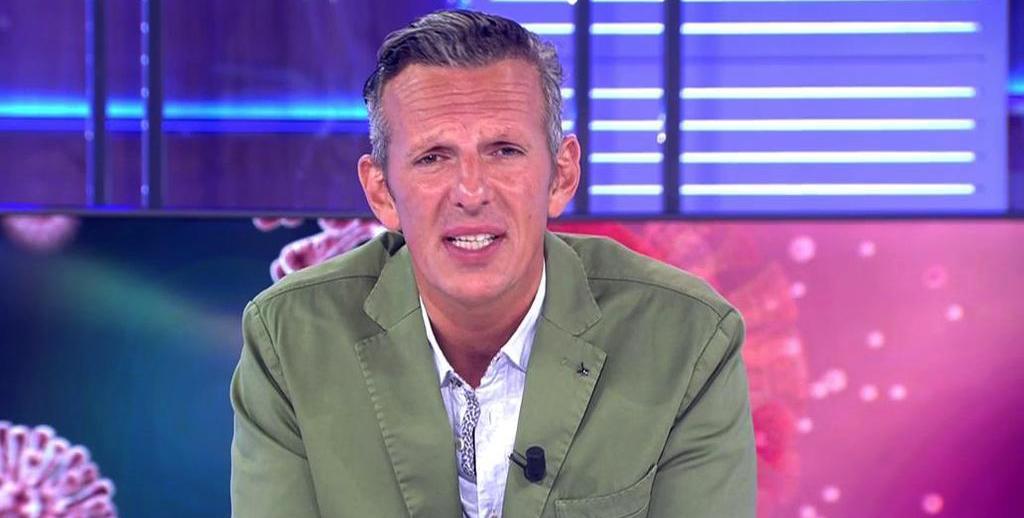 Joaquín Prat, presentador de 'Cuatro al día' / Mediaset