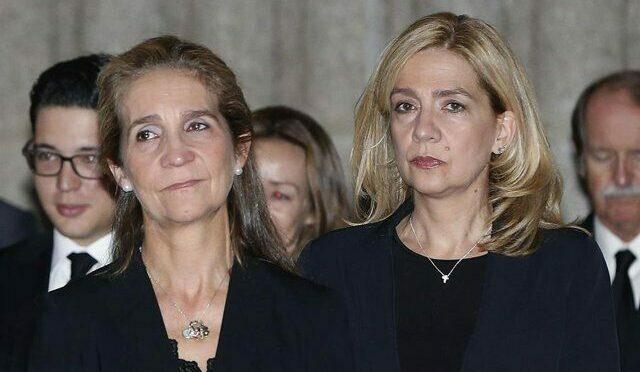 Elena i Cristina de Borbó | Europa Press
