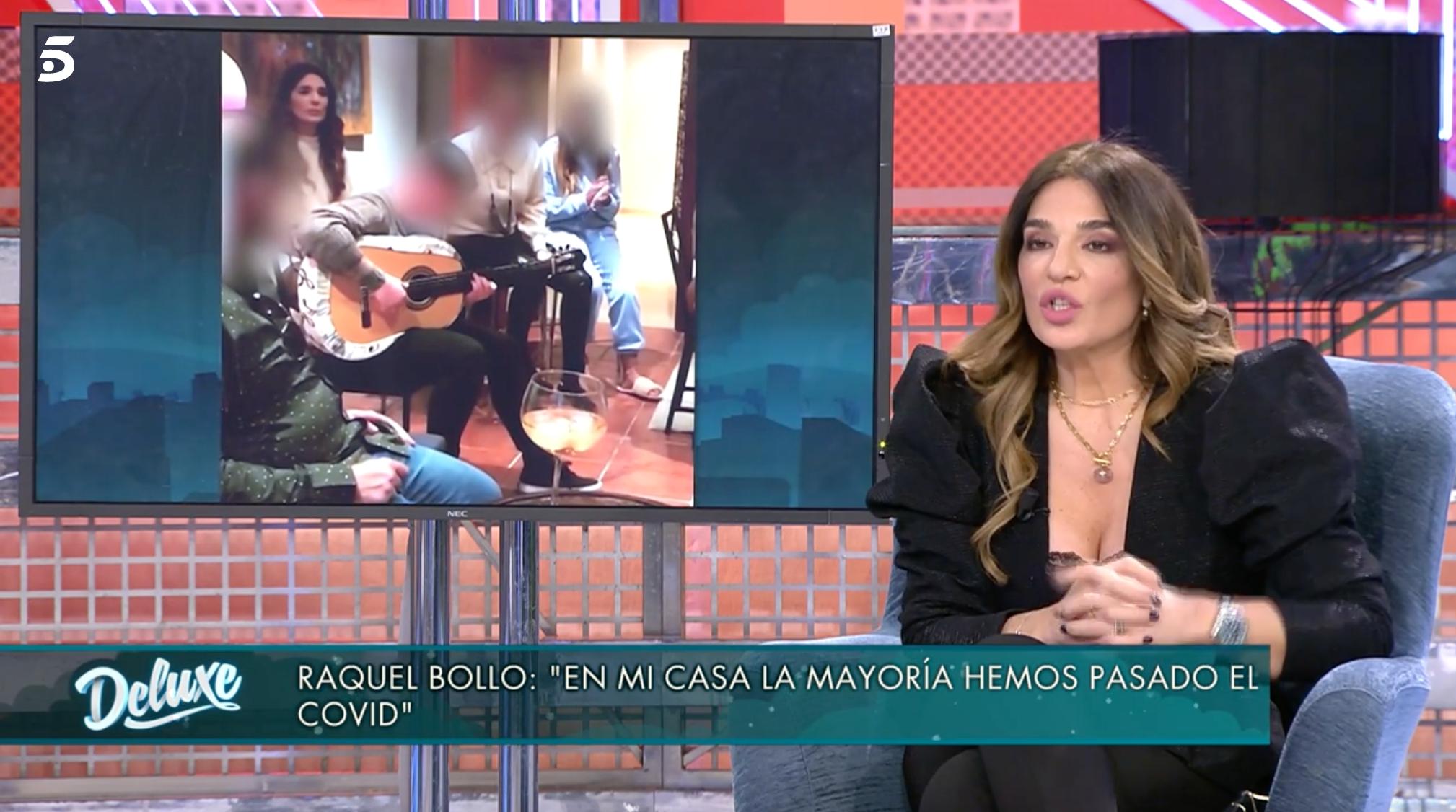 Raquel Bollo a 'Domingo Deluxe' | Telecinco