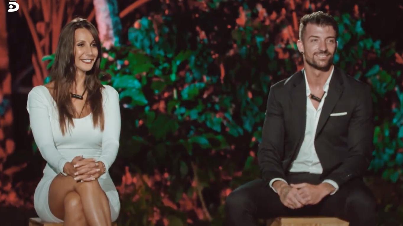 Fani i Rubén a 'La Isla de las Tentaciones 1' | Telecinco