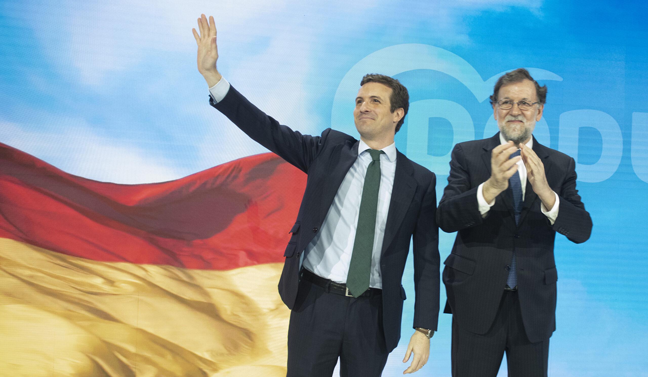 Rajoy i Casado | ACN