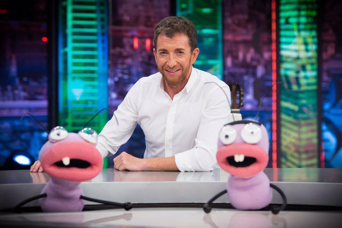 El presentador Pablo Motos | Europa Press