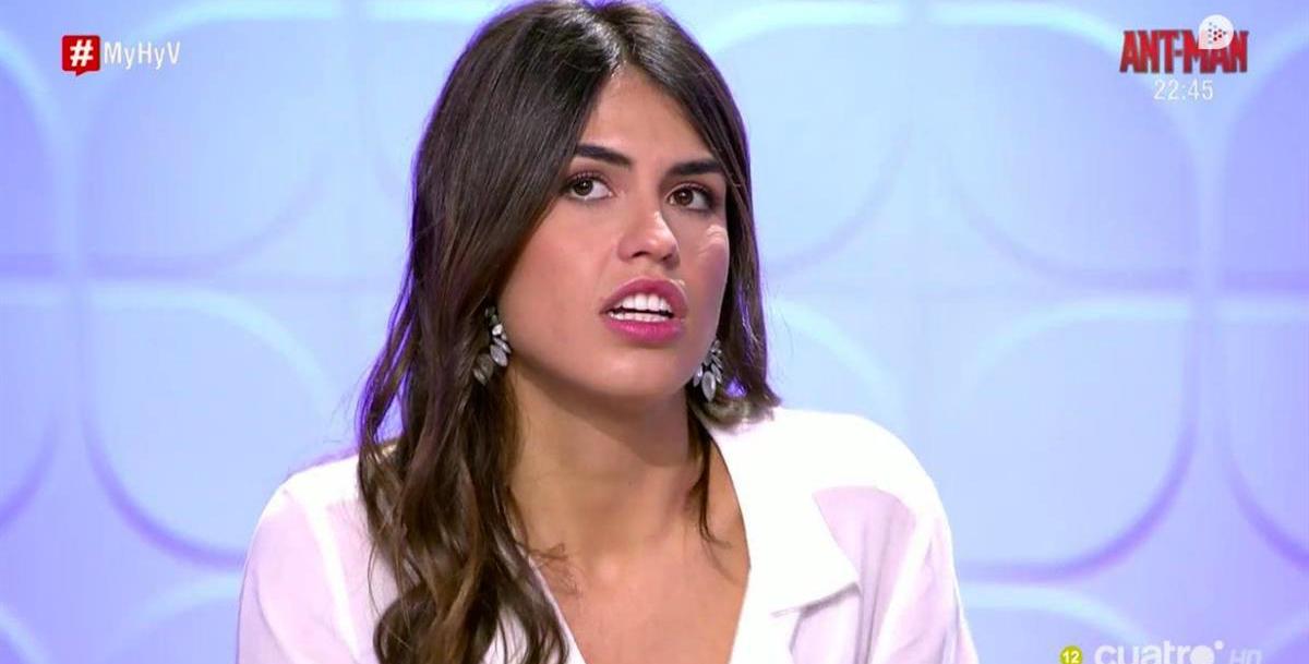 Sofía Suescun a 'MYHYV' / Telecinco