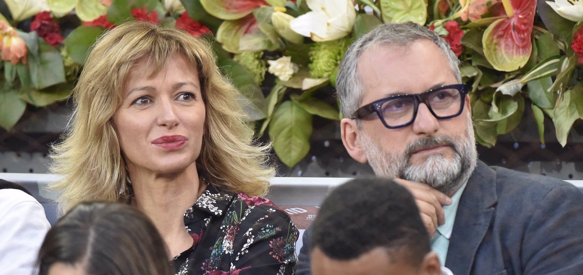 Susanna Griso i Carles Torras | Europa Press