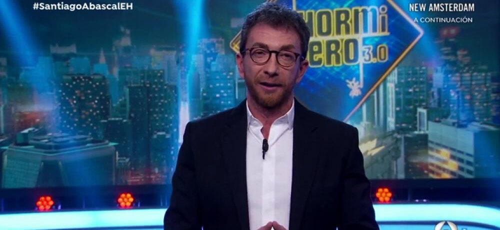 Pablo Motos, al capdavant d'El Hormiguero / Antena 3
