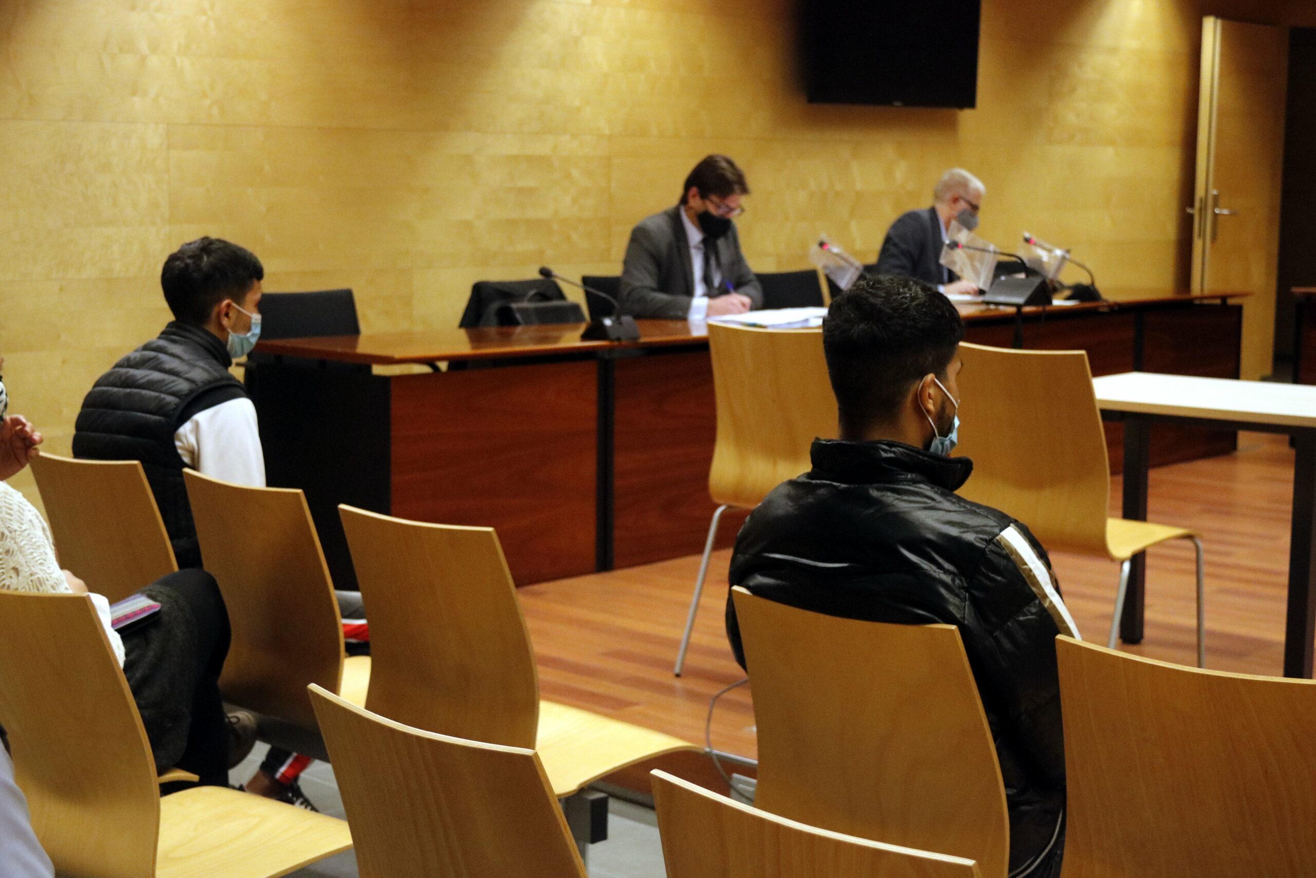 Judici contra dos acusats més pels disturbis postsentència a Girona