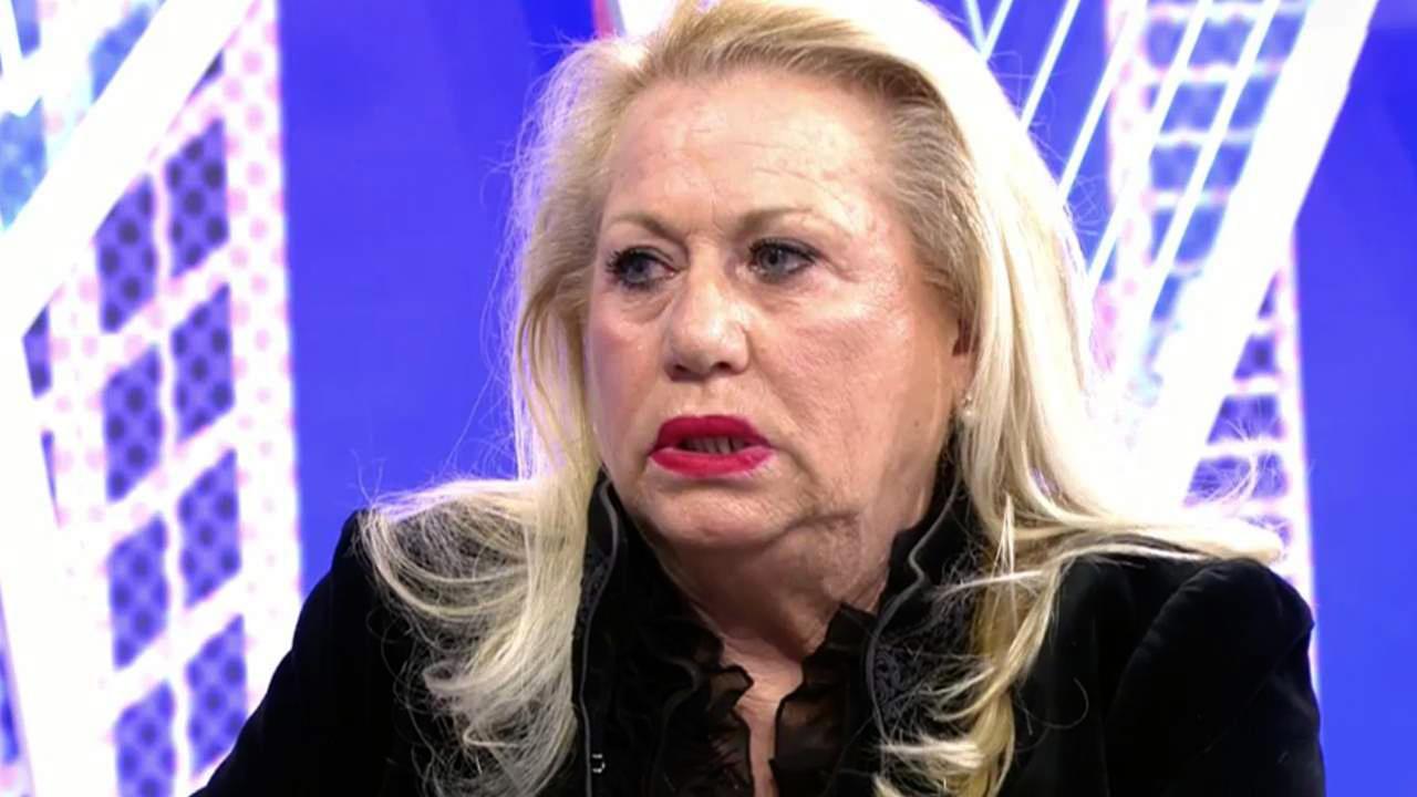 Maite Zaldívar, al 'Deluxe' - Telecinco