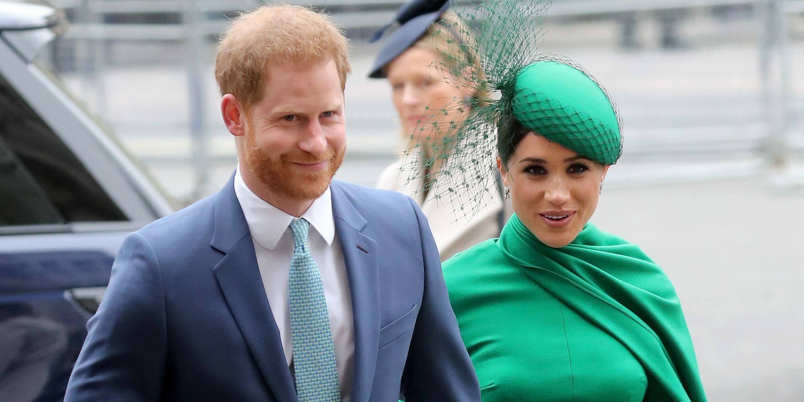 El príncep Harry d'Anglaterra i Meghan Markle esperen el seu segon fill / Europa Press