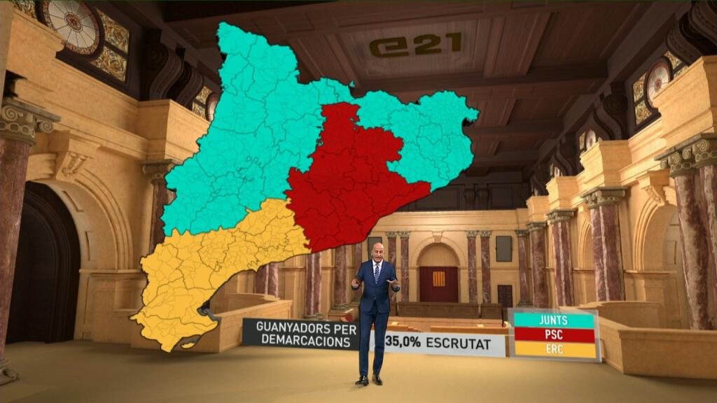 Nit electoral de TV3