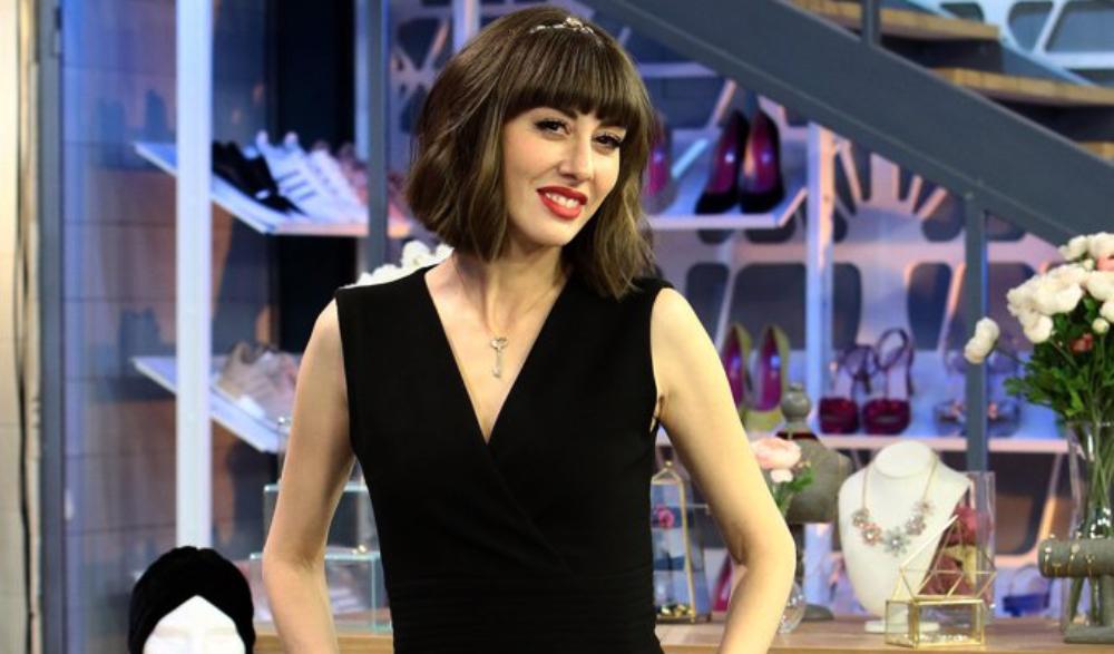 Natalia Ferviú, en una foto promocional de 'Cámbiame' - Telecinco
