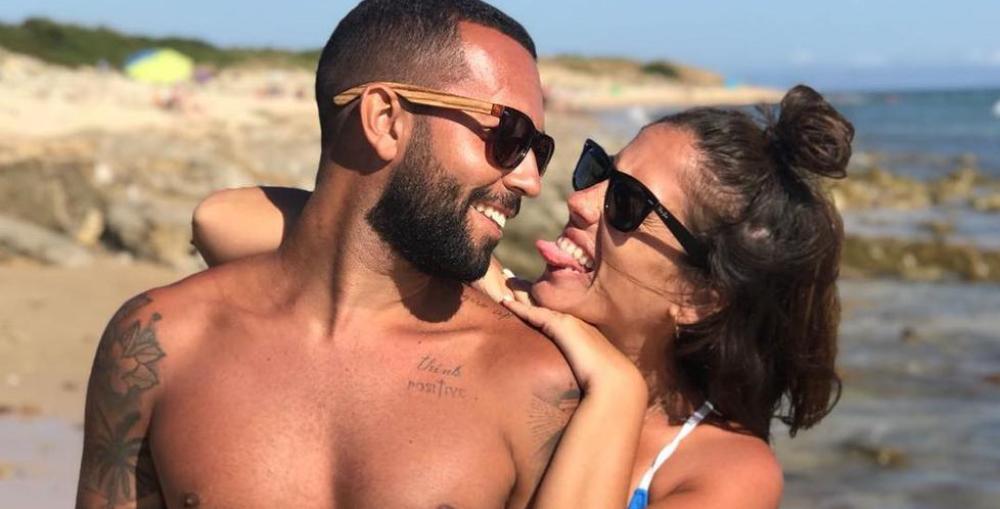 Anabel Pantoja i el seu promès, Omar - Instagram
