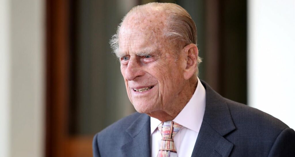 El duc d'Edimburg, hospitalitzat de nou / Europa Press
