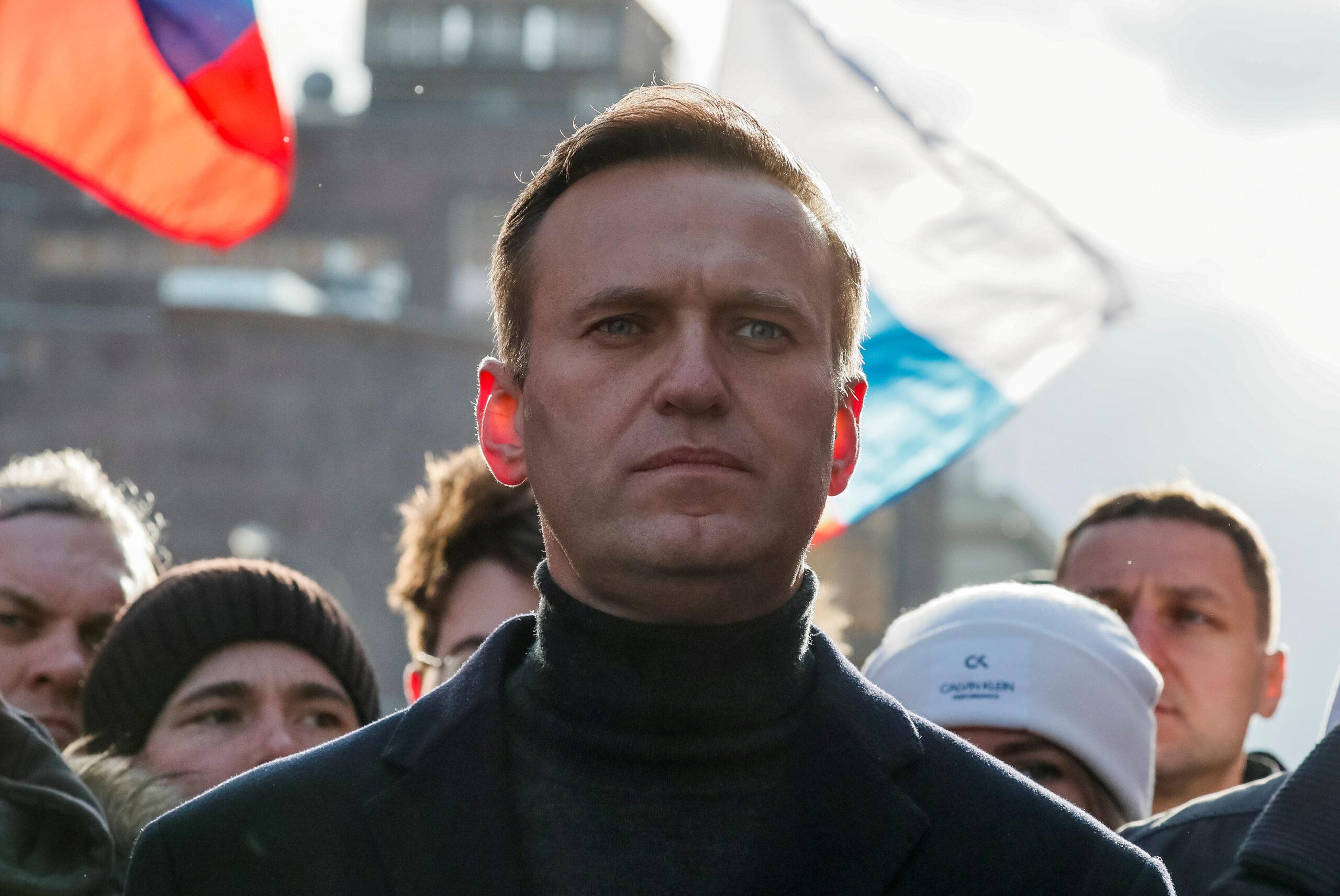 L'opositor rus Aleksei Navalni / ACN