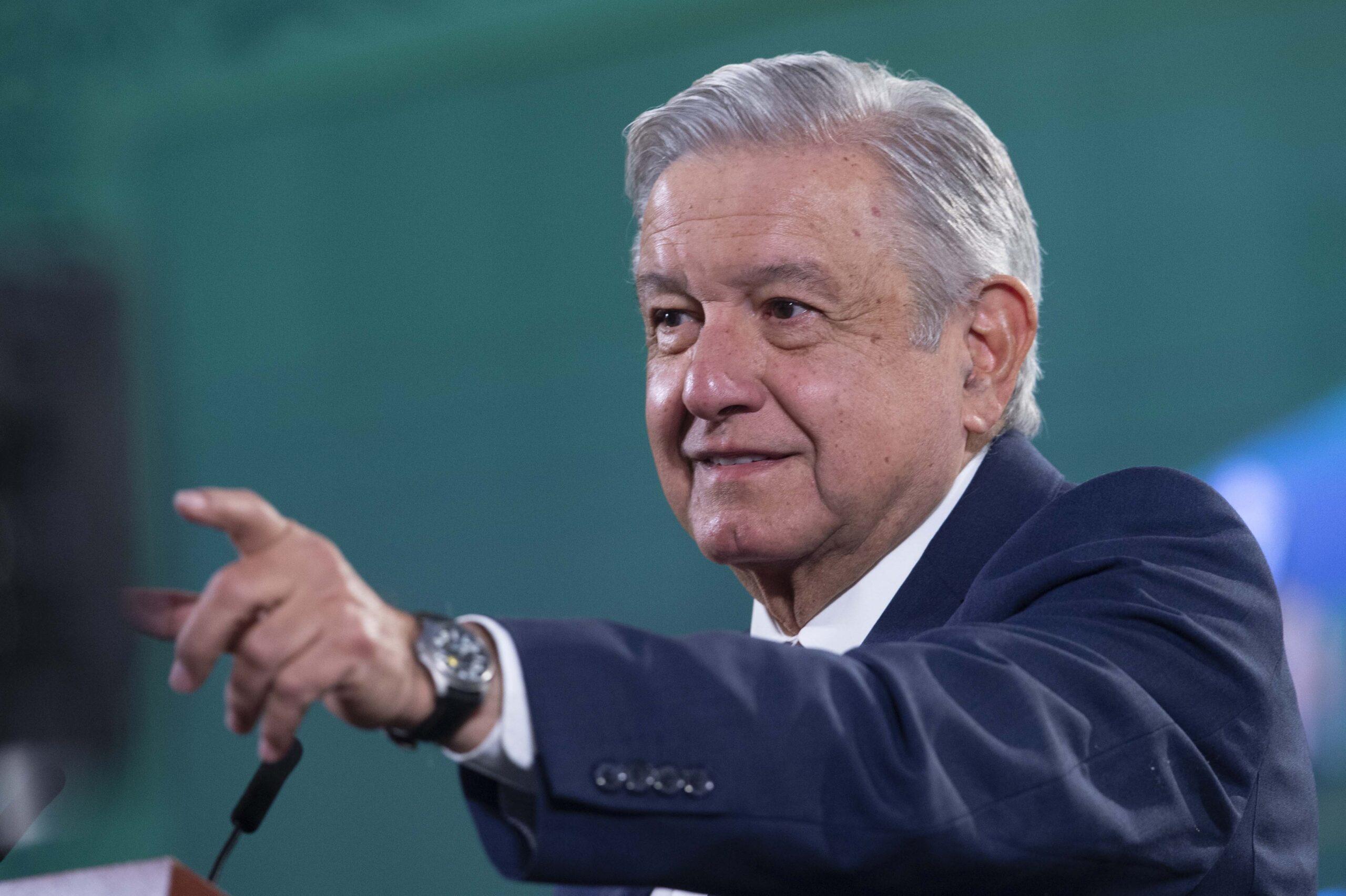 El president de Mèxic, Andrés Manuel López Obrador | Europa Press