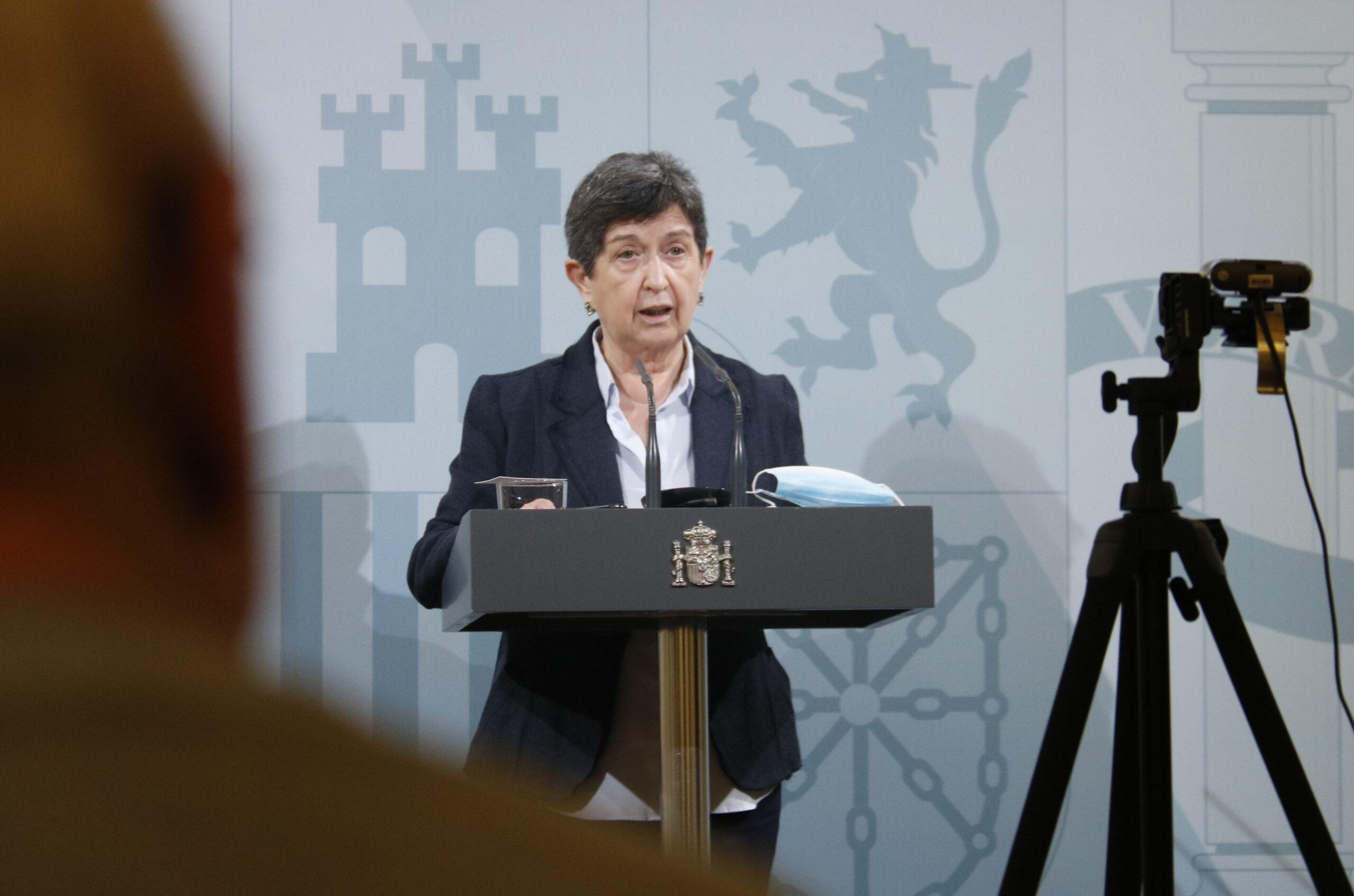 La delegada del govern espanyol a Catalunya, Teresa Cunillera | ACN