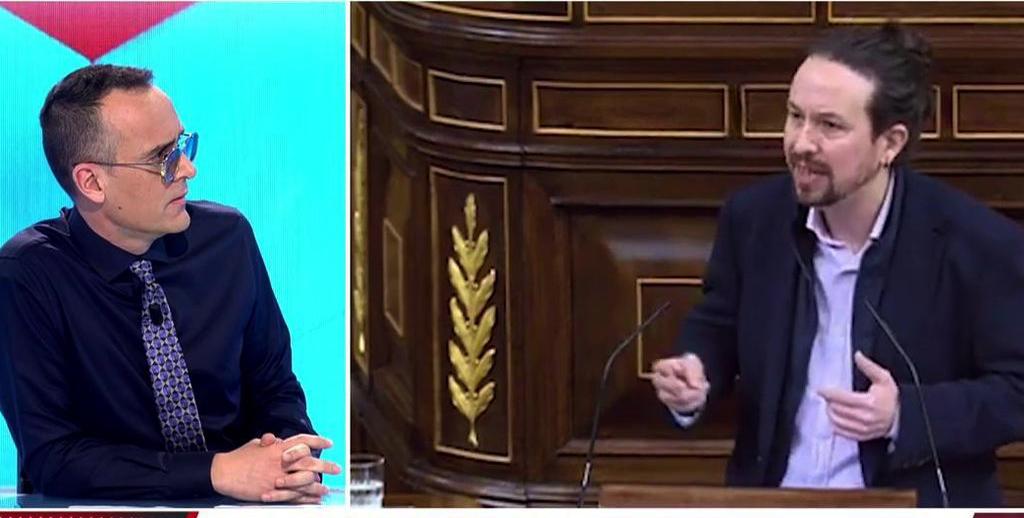 Risto Mejide respon a Pablo Iglesias - Cuatro