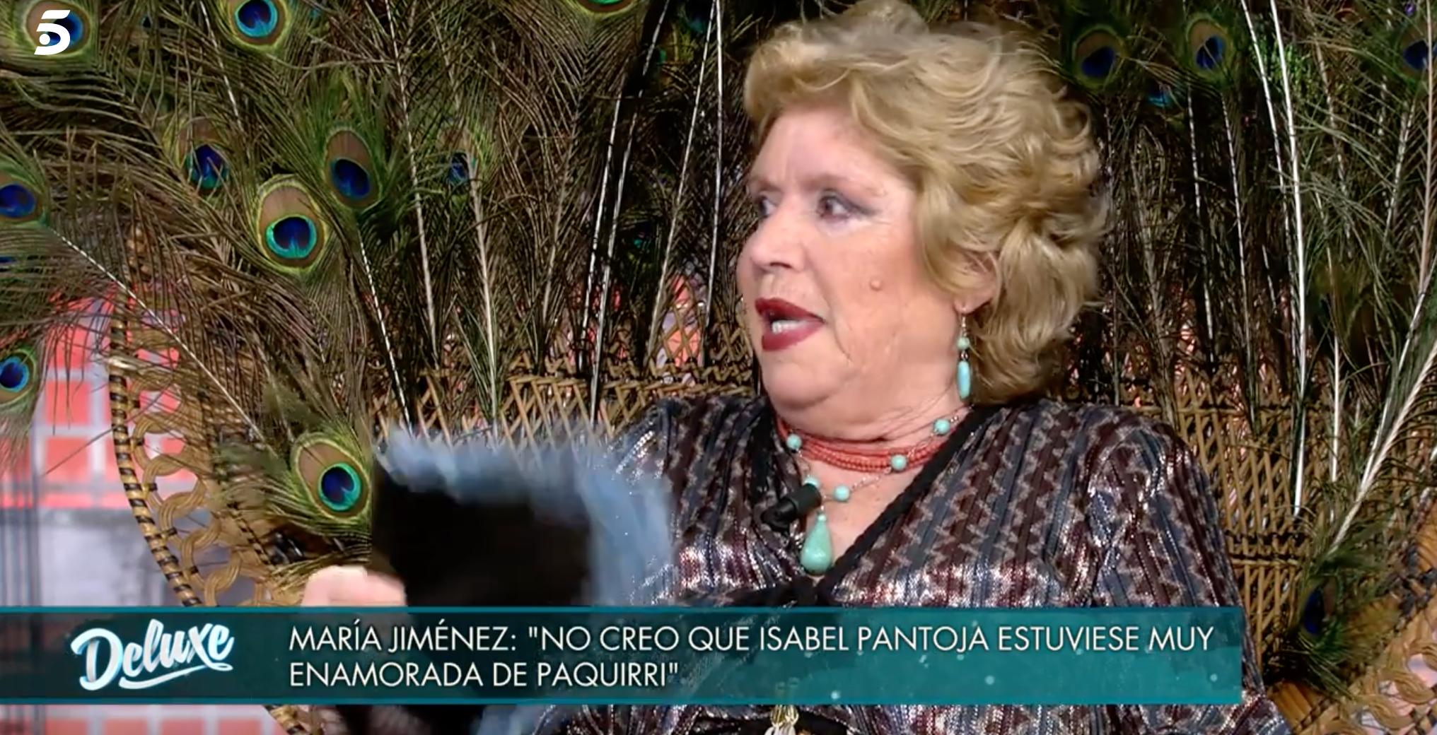 María Jiménez | Telecinco