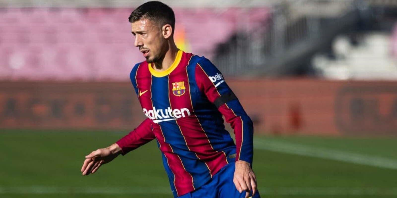 Lenglet, central del Barça | FC Barcelona