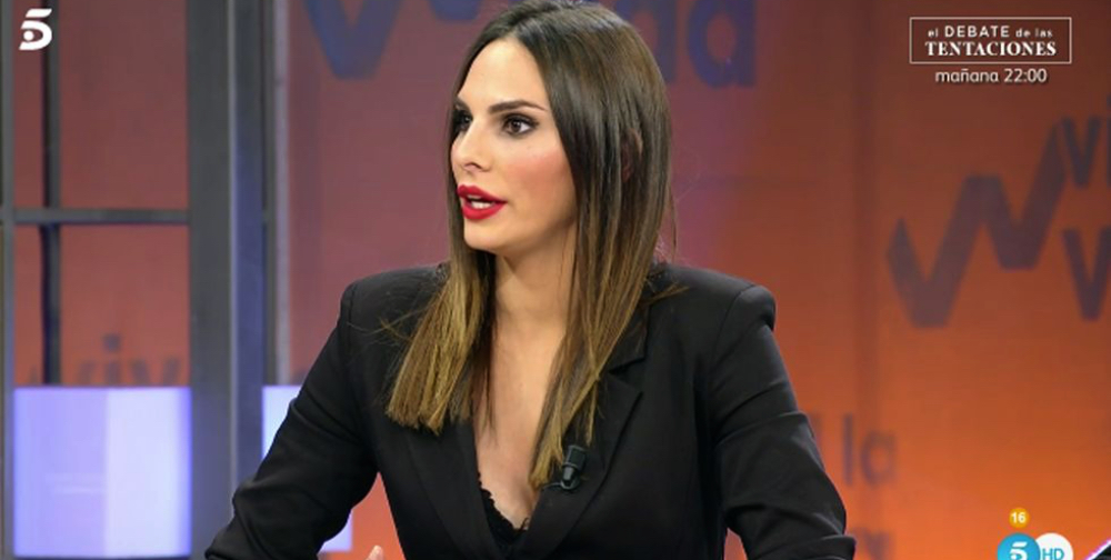 Irene Rosales parla de les addiccions de Kiko Rivera a 'Viva la vida' - Telecinco
