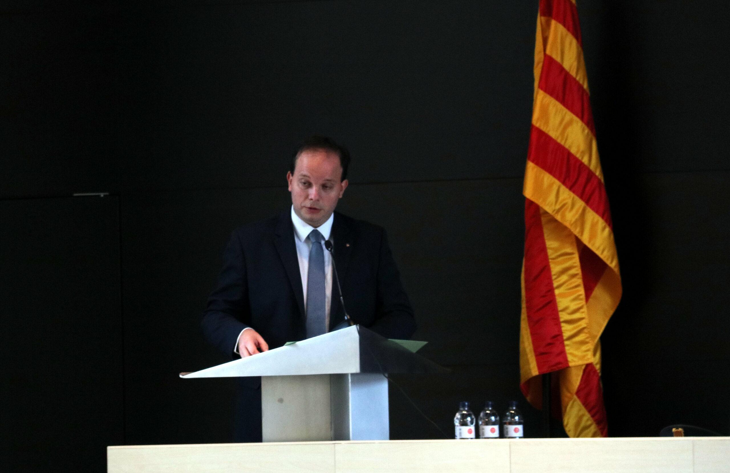 El director general dels Mossos, Pere Ferrer | ACN