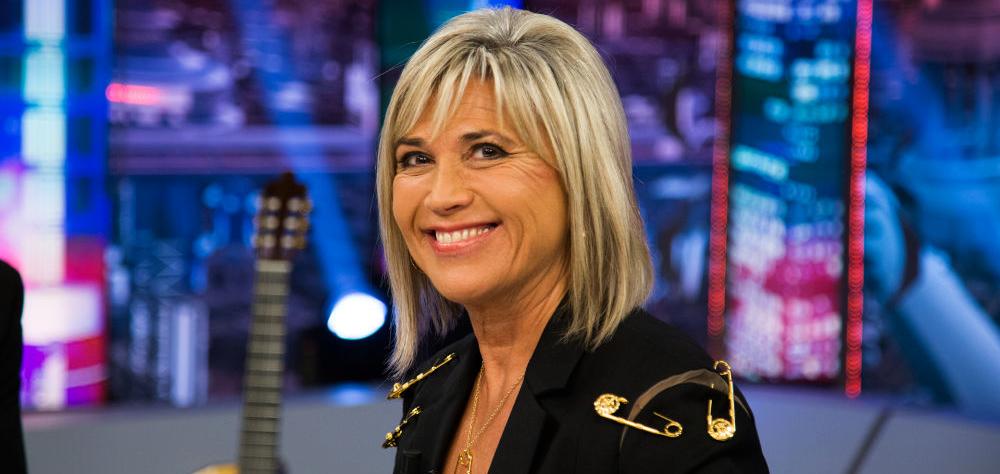 Julia Otero, entrevistada a 'El Hormiguero' - Antena 3
