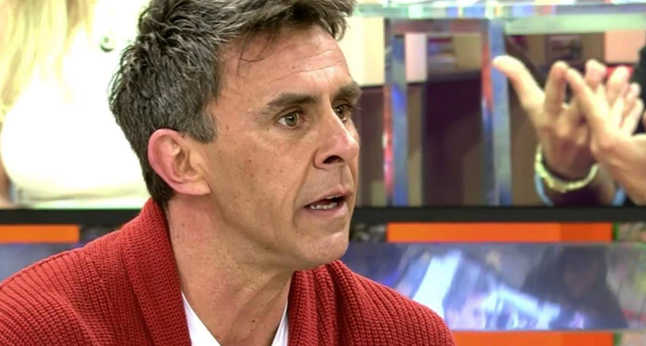 Alonso Caparrós se sincera sobre el fill - Telecinco