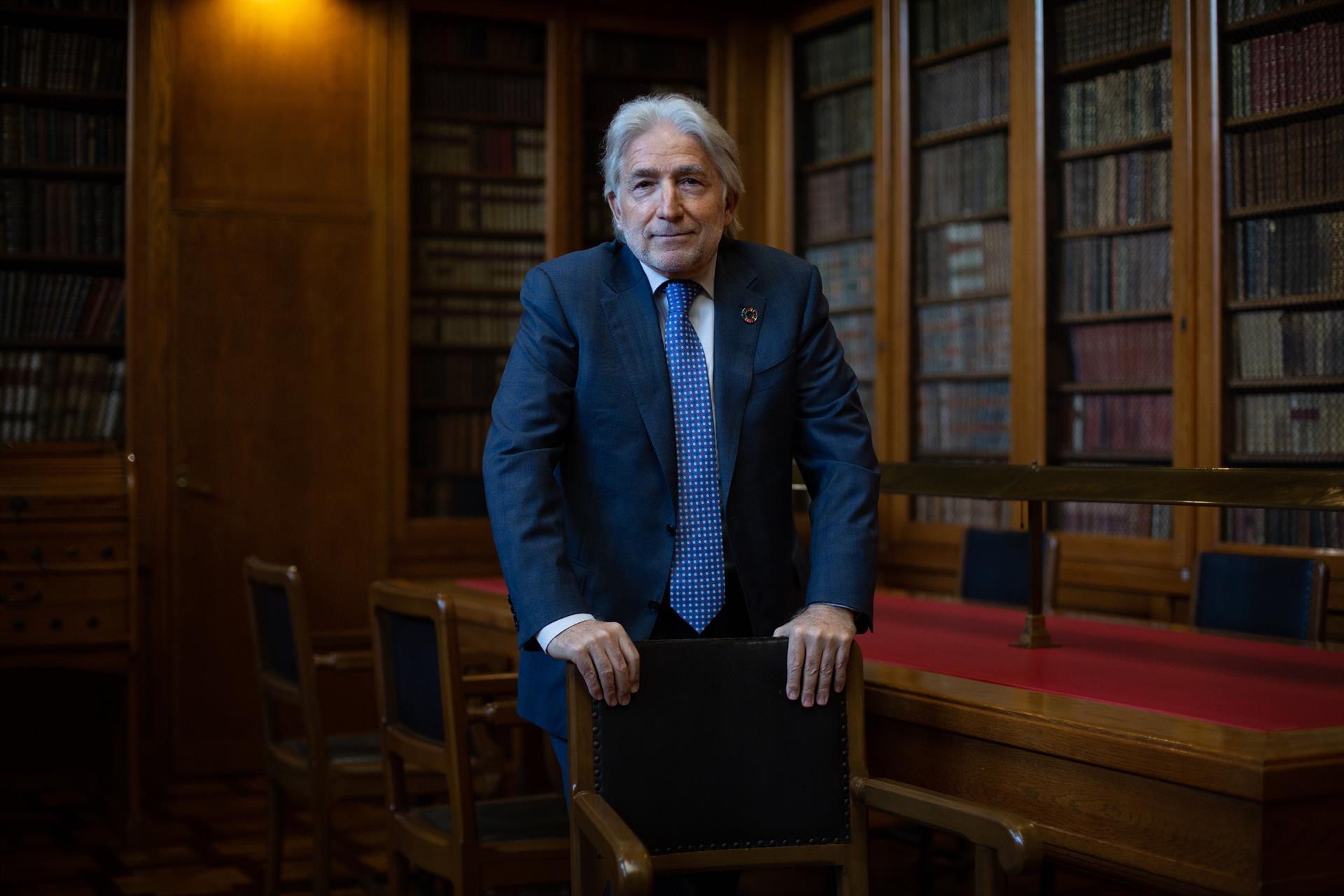 Josep Sánchez Llibre | Europa Press