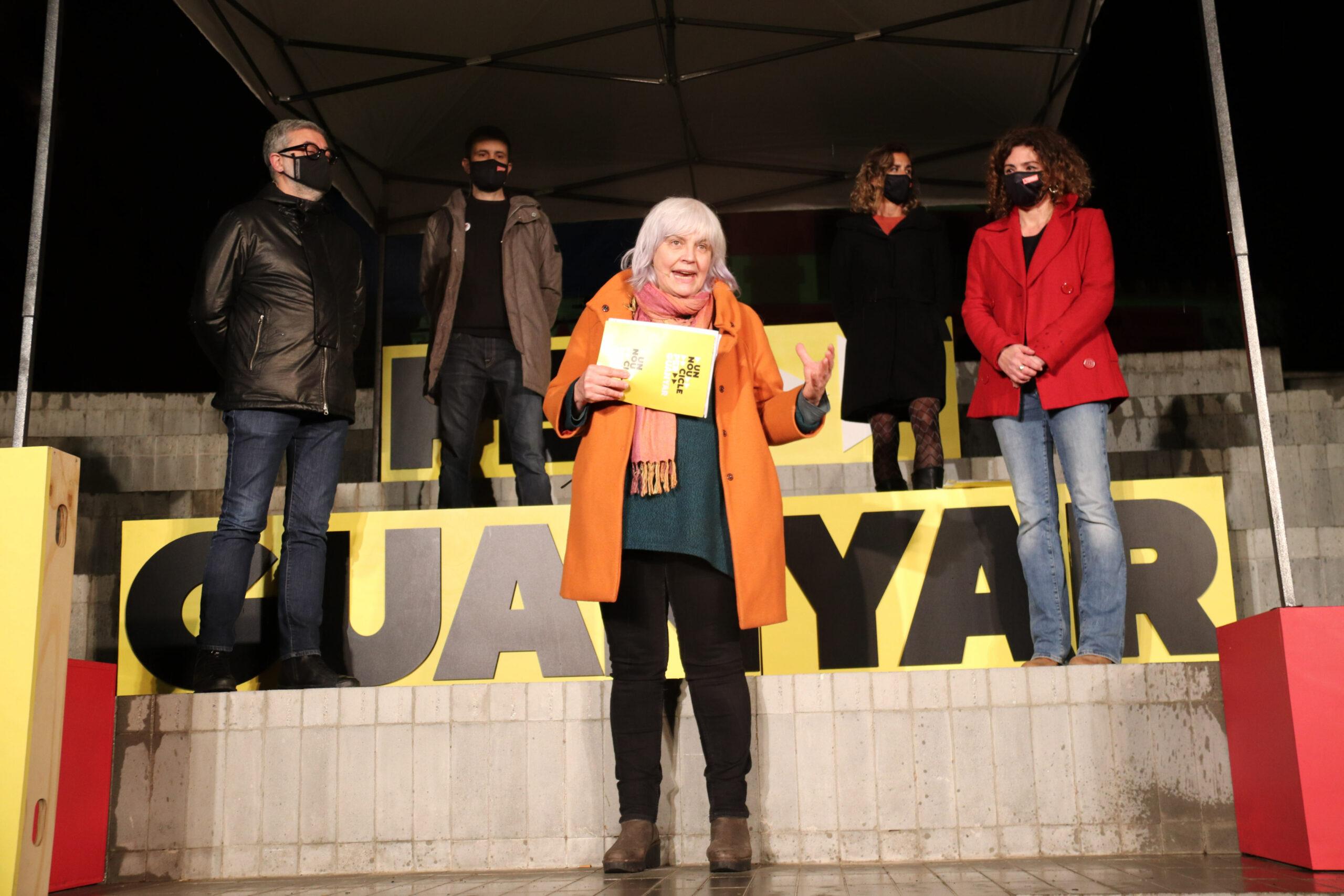 La CUP té, novament, la clau per mantenir el bloc independentista ACN