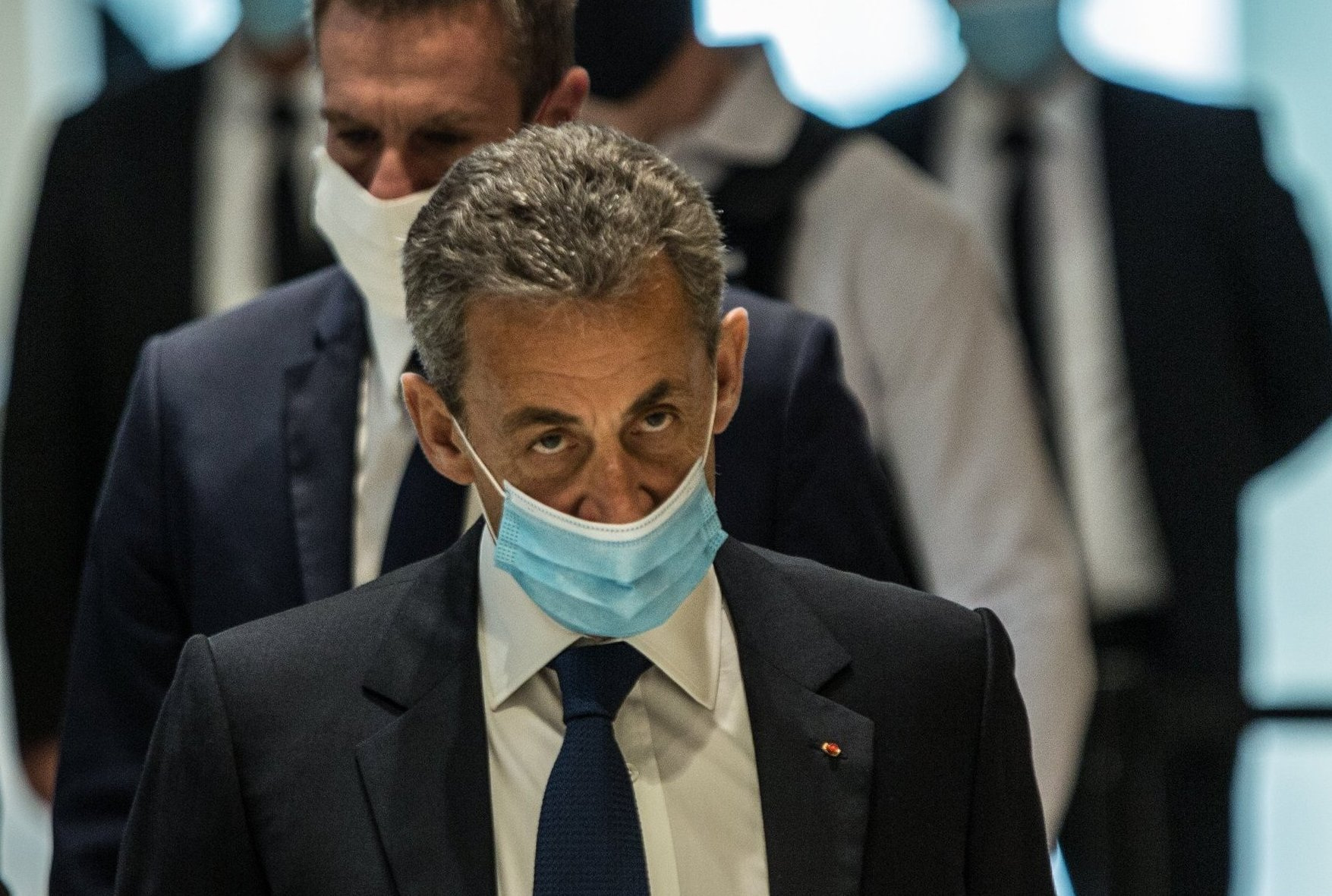 Nicolas Sarkozy | Europa Press