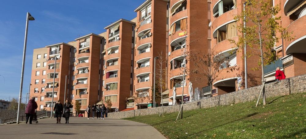 Plaça d'Espanya de Sabadell / iSabadell